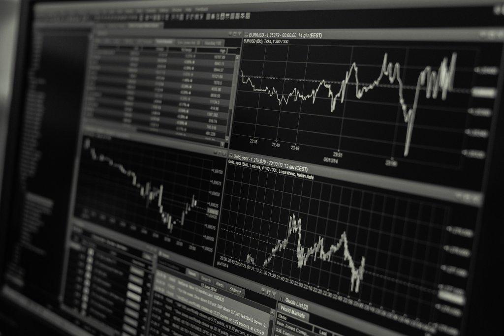Stock chart trading